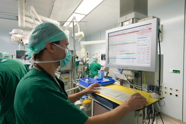 Anaesthesia-information-system
